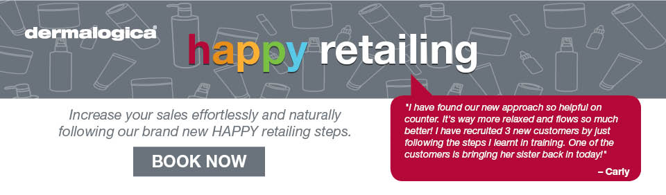 NEW! HAPPY Retailing